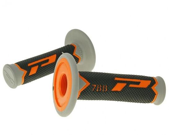 PROGRIP 788 off-road gripy třívrstvé oranžové