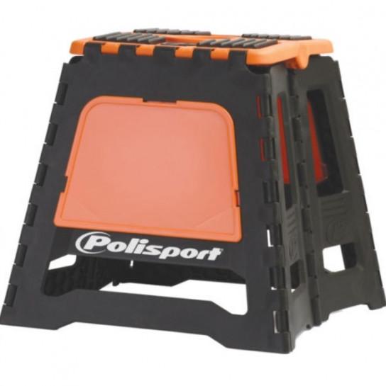 Stojan Polisport skládací oranžový