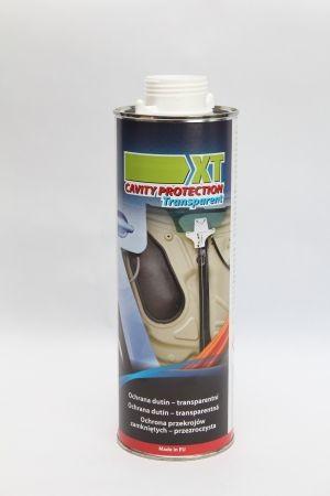 XT Ochrana dutin transparentní – základ vosk 1000 ml