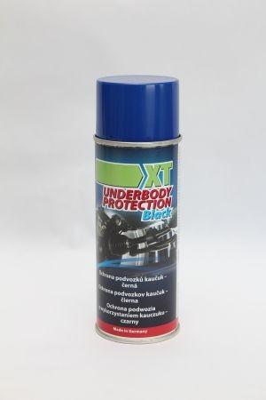 XT Ochrana podvozků kaučuk - přelakovatelná 400 ml