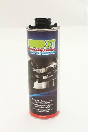 XT Ochrana podvozku černá – nepřelakovatelná 1000 ml