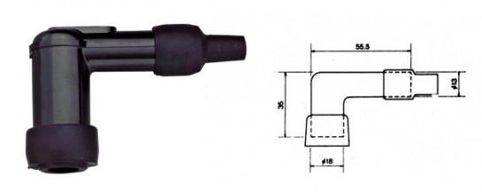 NGK zapalovací fajfka - LB01F