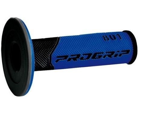 PROGRIP 801 off-road gripy dvouvrstvé modro/černá