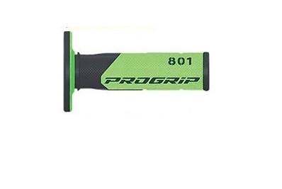 PROGRIP 801 off-road gripy dvouvrstvé zeleno/černé
