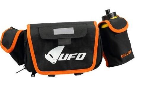 UFO ledvinka Beluga - včetně lahve oranžová
