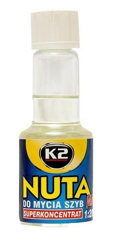 NUTA MAX 1:200 50ml koncentrát - do ostřikovačů