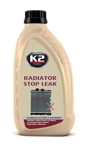 K2 RADIATOR STOP LEAK 400 ml - utěsňovač chladiče a chladicí...