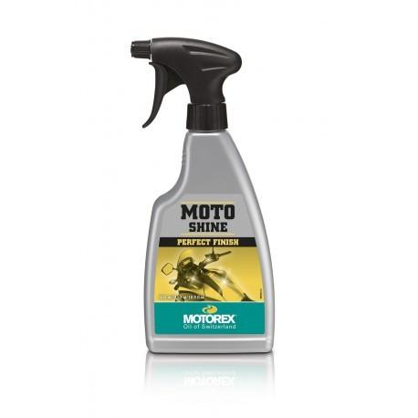 MOTOREX - MOTO SHINE - 500ml