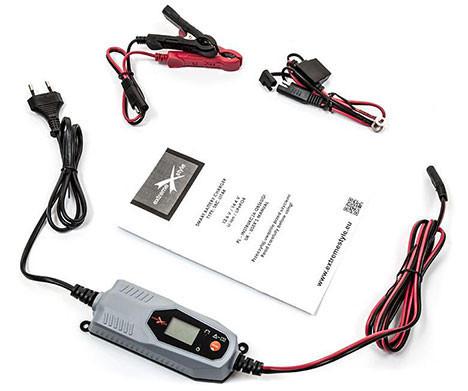 ExtremeStyle inteligentní nabíječka lithiových baterií