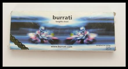 Řetězová sada burrati X-ring SUZUKI GSF 400 Bandit rok 93-94