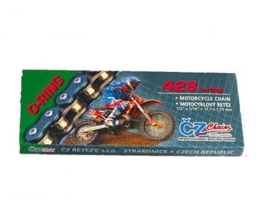 Řetězová sada s ČZ O-ring KTM 85 SX (velká kola) rok 19-20