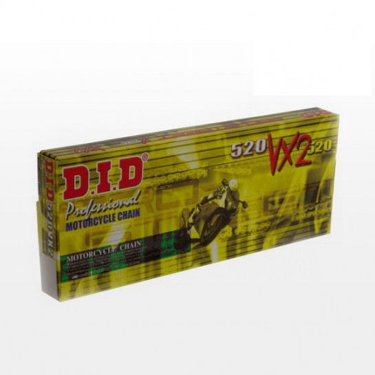 DID Řetězová sada D.I.D X-ring KTM 640 LC4 Duke rok 04-06