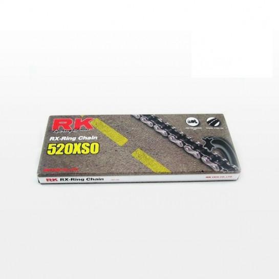 Řetězová sada RK X-ring TRIUMPH 900 Bonneville T100 rok 17-19