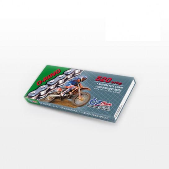 Řetězová sada s ČZ O-ring HONDA SLR 650 rok 97-98