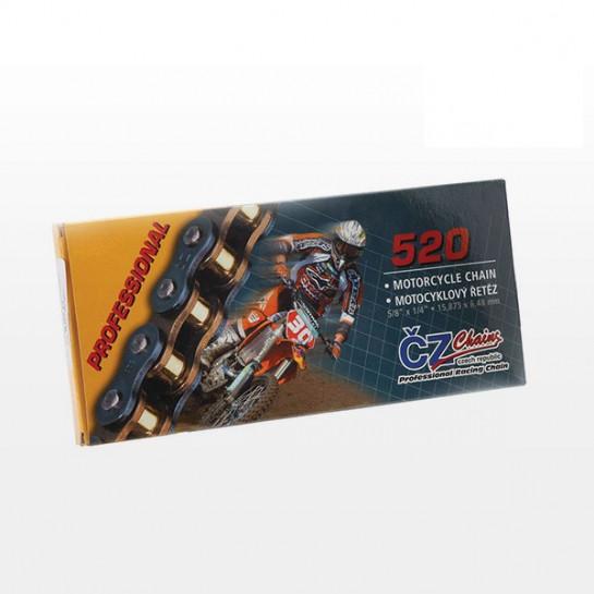 Řetězová sada s ČZ EC KTM Freeride 250 F rok 18