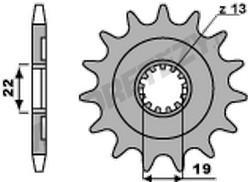Řetězové kolečko HUSQVARNA 250 TE (11-13) rok 11-13