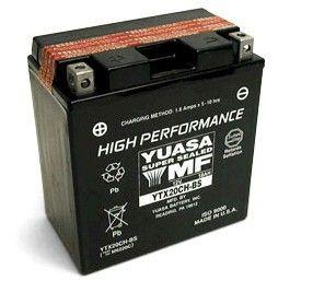 Baterie Toplite HONDA XL 1000 V Varadero rok 05-12