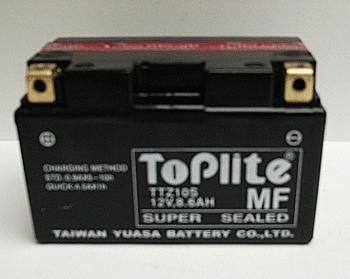 Baterie Toplite HONDA CBF 1000 rok 11-13