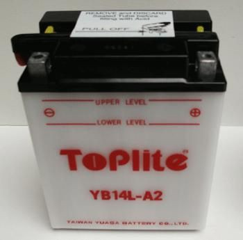 Baterie Toplite TRIUMPH 900 Thunderbird Sport rok 98