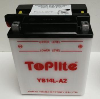 Baterie Toplite TRIUMPH 900 Adventurer rok 99-01