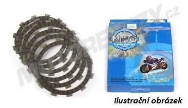 Spojkové lamely NHC HONDA CRF 250 R rok 04-07