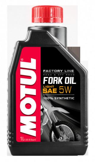 MOTUL FORK OIL FACTORY LINE 5W/1L