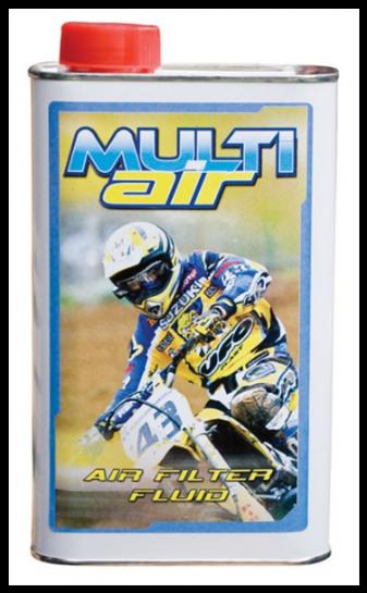 Multi Air olej na vzduchové filtry - 1L
