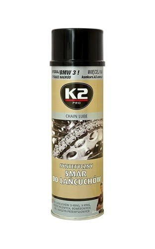 K2 Chain Lube mazivo 400ml