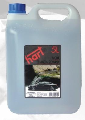 Destilovaná voda - 5L