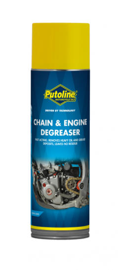 Putoline čistič řetězu CHAIN DEGRASER - 500ml