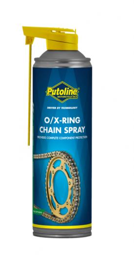 Putoline sprej na řetěz O-RING - 500ml