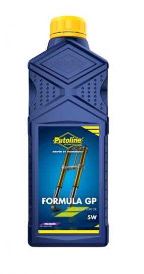 Putoline olej do vidlic GP FORMULA 5W - 1L