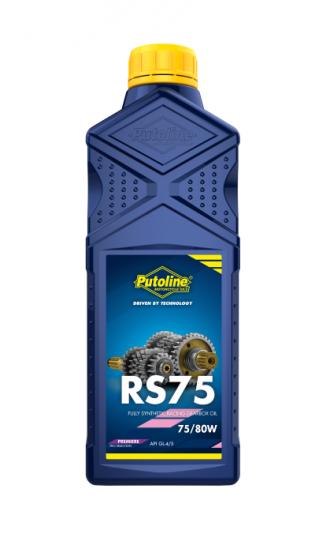 Putoline převodový olej Racing RS 75 - 1L