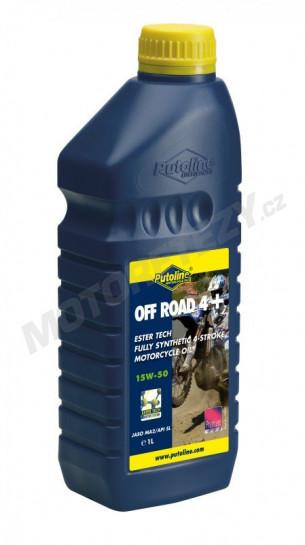 Putoline 4T OFFROAD4 15W50 - 1L
