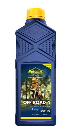 Putoline 4T OFFROAD4 10W40 - 1L
