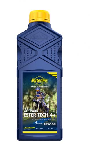Putoline 4T OFFROAD4+ 10W60 - 1L