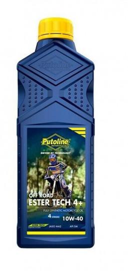 Putoline 4T OFFROAD4+ 10W40 - 1L