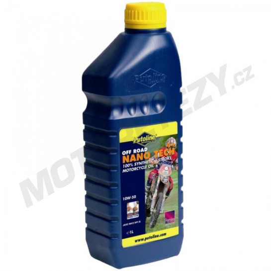 Putoline 4T Nano Tech4+ OFF-ROAD 10W50 - 1L