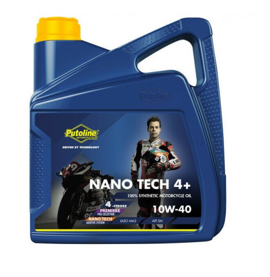 Putoline 4T Nano Tech4+ OFF-ROAD 10W40 - 4L