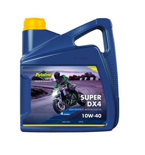 Putoline 4T Super DX4 10W40 - 4L