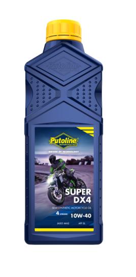 Putoline 4T Super DX4 10W40 - 1L