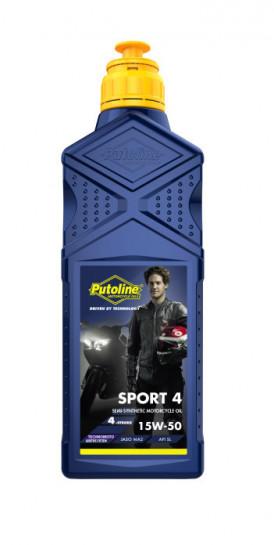 Putoline 4T Sport4 15W50 - 1L