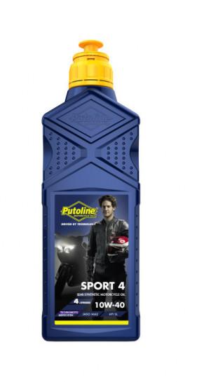 Putoline 4T Sport4 10W40 - 1L