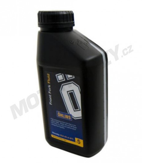 ÖHLINS olej do vidlic 10W - 1L