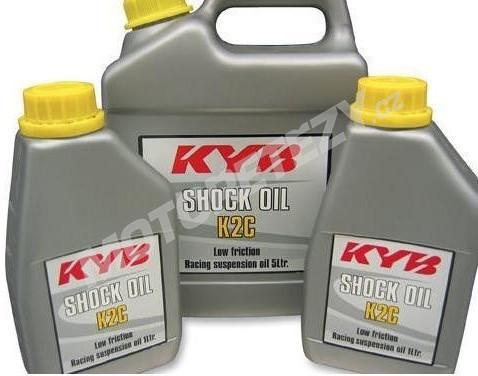 KAYABA olej do zadního tlumiče K2C - 5L