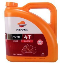 REPSOL MOTO RACING 4 T 5W40 4l