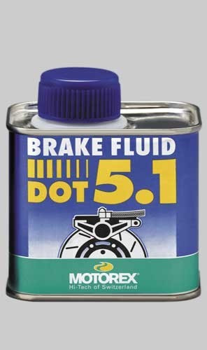 MOTOREX - BRAKE FLUID DOT 5.1 - 250ml