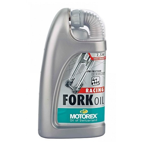 MOTOREX - Fork oil Racing 2,5W 1L