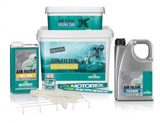MOTOREX - AIR FILTER CLEANING KIT