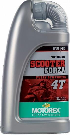 MOTOREX - SCOOTER FORZA 4T 5W40 1L